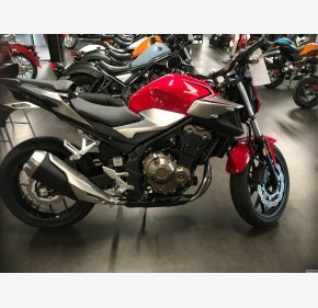 2019 Honda CB500F for sale 200842217