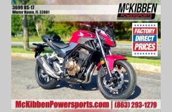 2019 Honda CB500F for sale 200894661