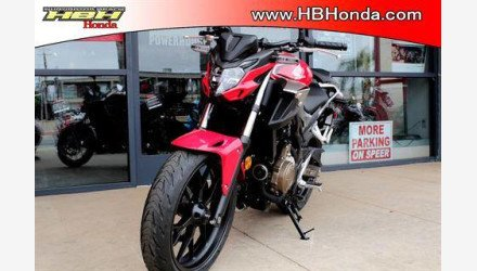 2019 Honda CB500F for sale 200923714