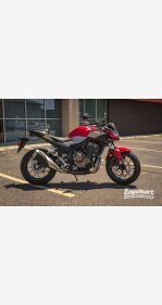 2019 Honda CB500F for sale 200927091