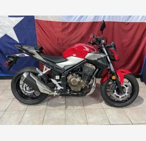 2019 Honda CB500F for sale 200936483