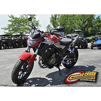2019 Honda CB500F for sale 200942312