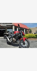 2019 Honda CB500F for sale 200942312