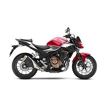 2019 Honda CB500F for sale 200998139