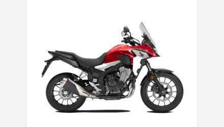 2019 Honda CB500X for sale 200936979