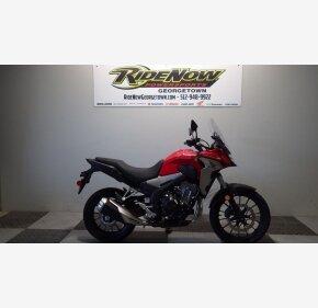2019 Honda CB500X for sale 200937544