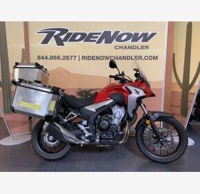 2019 Honda CB500X for sale 201071029