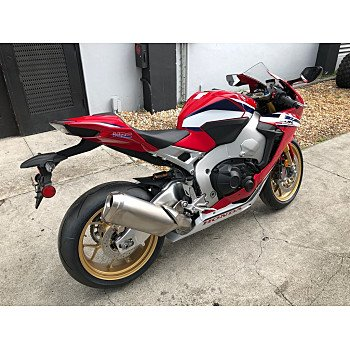 2019 Honda CBR1000RR for sale 200760909