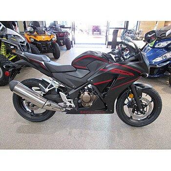 2019 Honda CBR300R for sale 200720007