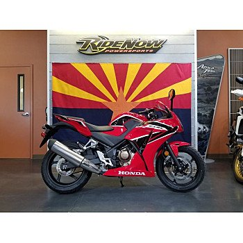 2019 Honda CBR300R for sale 200697172