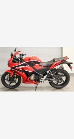 2019 Honda CBR300R for sale 200718109