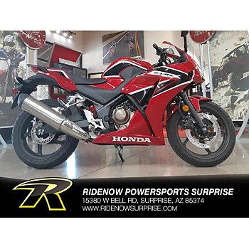 2019 Honda CBR300R for sale 200771438