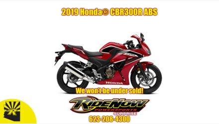 2019 Honda CBR300R for sale 200772058