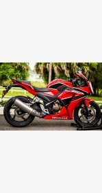 2019 Honda CBR300R for sale 201005123