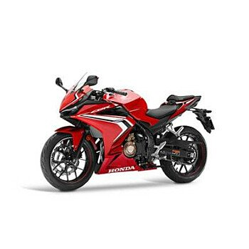 2019 Honda CBR500R for sale 200696553