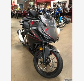 2019 Honda CBR500R for sale 200731260