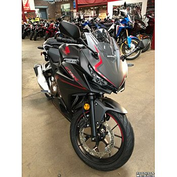 2019 Honda CBR500R for sale 200731260