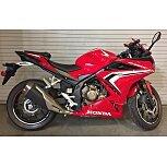 2019 Honda CBR500R for sale 200731594
