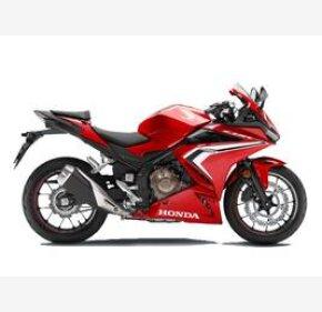 2019 Honda CBR500R for sale 200762488