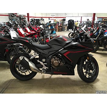 2019 Honda CBR500R for sale 200769867