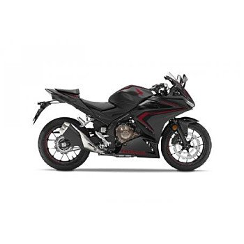 2019 Honda CBR500R for sale 200776609