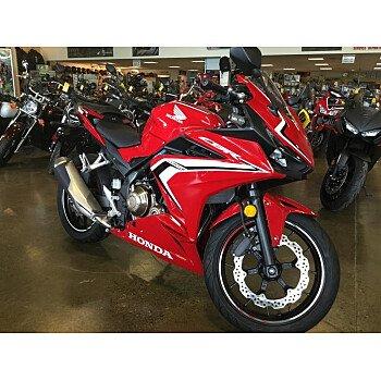 2019 Honda CBR500R for sale 200777001