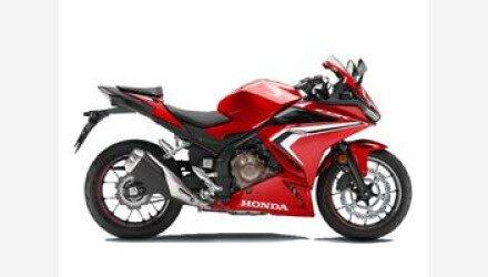 2019 Honda CBR500R for sale 200810451
