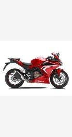 2019 Honda CBR500R for sale 200851089