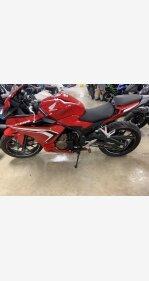 2019 Honda CBR500R for sale 200885442