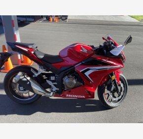 2019 Honda CBR500R for sale 200983938