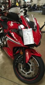 2019 Honda CBR500R for sale 200983939