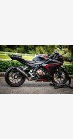 2019 Honda CBR500R for sale 200995118
