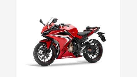 2019 Honda CBR500R for sale 201007403