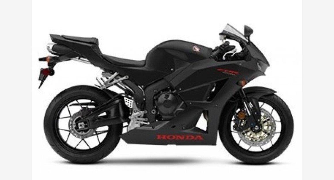 2019 Honda CBR600RR for sale 200629260