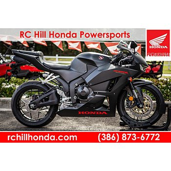 2019 Honda CBR600RR for sale 200712722