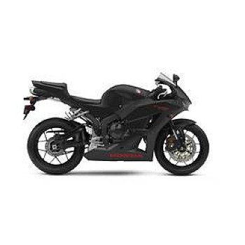 2019 Honda CBR600RR for sale 200706334