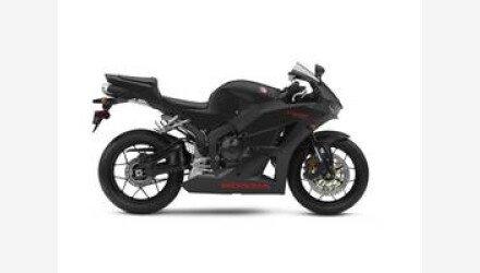 2019 Honda CBR600RR for sale 200706334
