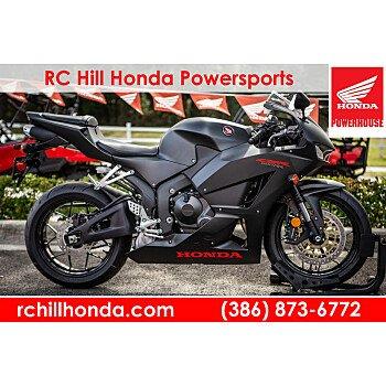 2019 Honda CBR600RR for sale 200726651