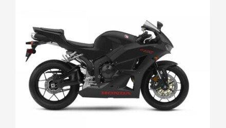 2019 Honda CBR600RR for sale 200922179