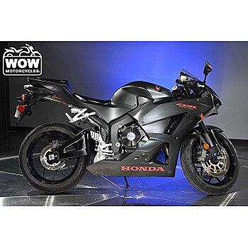 2019 Honda CBR600RR for sale 201178130