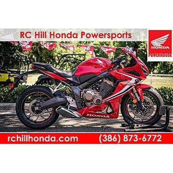 2019 Honda CBR650R for sale 200733041