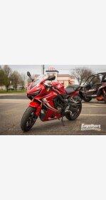 2019 Honda CBR650R for sale 200739096