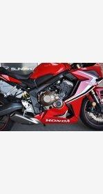 2019 Honda CBR650R for sale 201002029