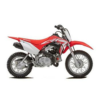 2019 Honda CRF110F for sale 200719301