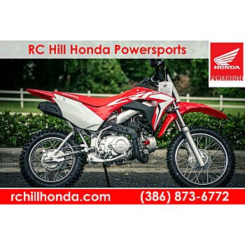 2019 Honda CRF110F for sale 200728918