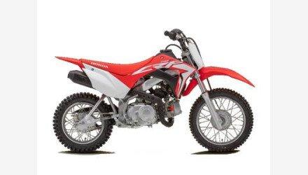 2019 Honda CRF110F for sale 200716500