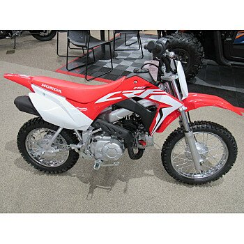 2019 Honda CRF110F for sale 200718265