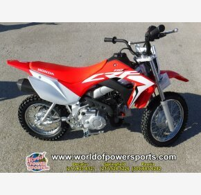 2019 Honda CRF110F for sale 200719983