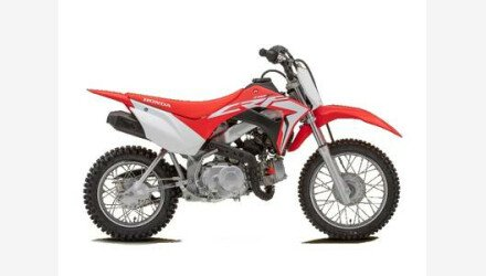 2019 Honda CRF110F for sale 200726186