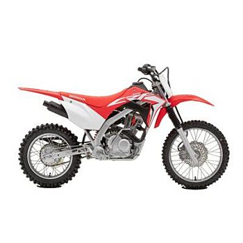 2019 Honda CRF125F for sale 200718255